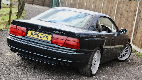 1994 BMW 840Ci For Sale (picture 13 of 102)