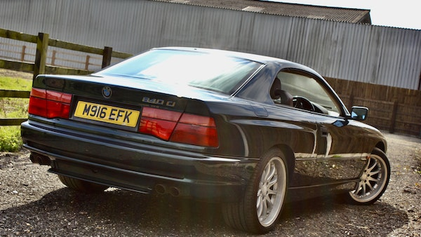 1994 BMW 840Ci For Sale (picture 17 of 102)