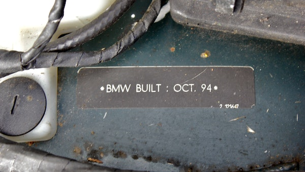1994 BMW 840Ci For Sale (picture 86 of 102)