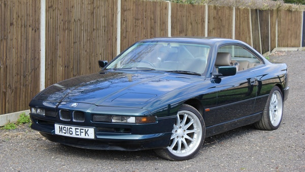 1994 BMW 840Ci For Sale (picture 19 of 102)