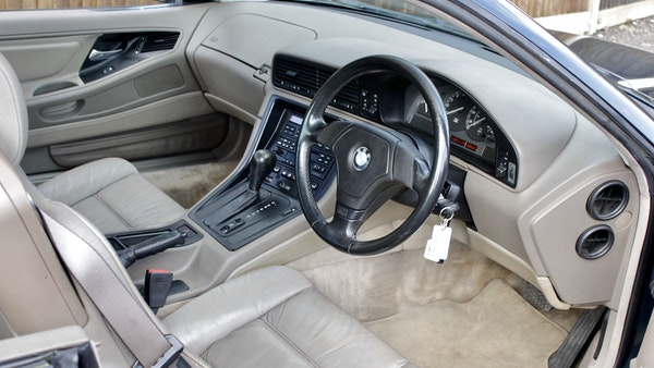 1994 BMW 840Ci For Sale (picture 35 of 102)