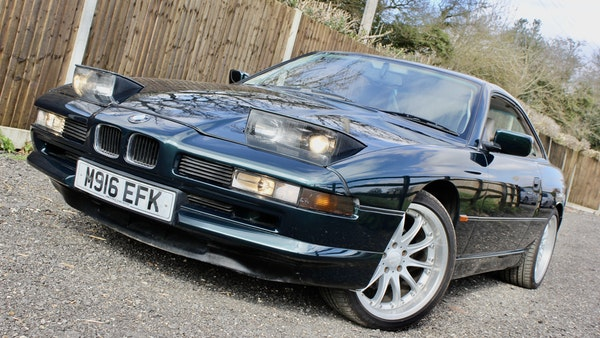 1994 BMW 840Ci For Sale (picture 16 of 102)