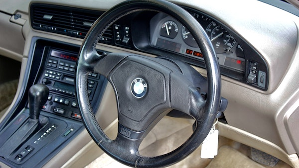 1994 BMW 840Ci For Sale (picture 31 of 102)