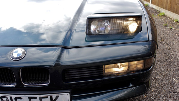 1994 BMW 840Ci For Sale (picture 74 of 102)