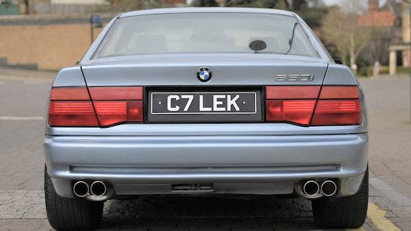 NO RESERVE! - 1992 BMW 850i For Sale (picture 5 of 109)