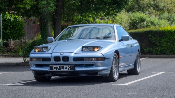 1992 BMW 850i For Sale (picture 3 of 111)