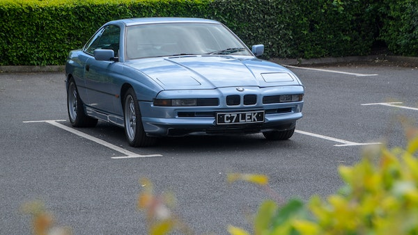 1992 BMW 850i For Sale (picture 20 of 111)