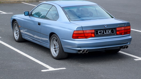 1992 BMW 850i For Sale (picture 18 of 111)