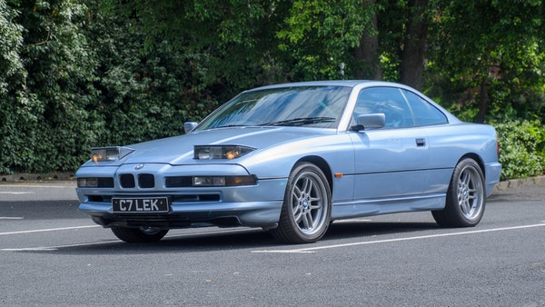 1992 BMW 850i For Sale (picture 4 of 111)