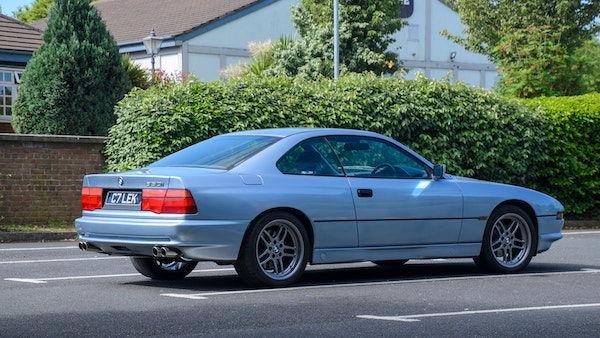 1992 BMW 850i For Sale (picture 8 of 111)