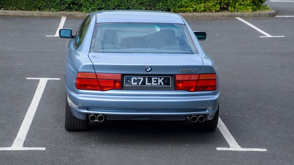 1992 BMW 850i For Sale (picture 19 of 111)