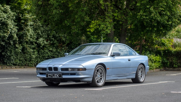 1992 BMW 850i For Sale (picture 5 of 111)