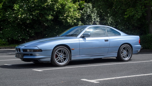 1992 BMW 850i For Sale (picture 26 of 111)