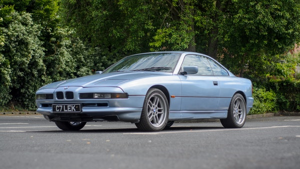 1992 BMW 850i For Sale (picture 1 of 111)