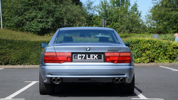 1992 BMW 850i For Sale (picture 10 of 111)
