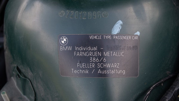 2000 BMW Alpina B10 3.3 For Sale (picture 52 of 163)