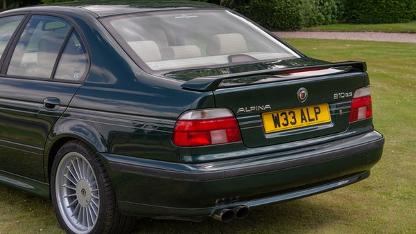 2000 BMW Alpina B10 3.3 For Sale (picture 87 of 163)