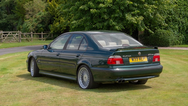 2000 BMW Alpina B10 3.3 For Sale (picture 11 of 163)