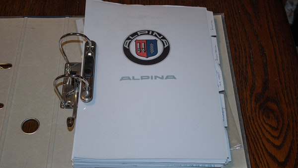 2000 BMW Alpina B10 3.3 For Sale (picture 103 of 163)