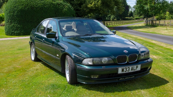2000 BMW Alpina B10 3.3 For Sale (picture 5 of 163)