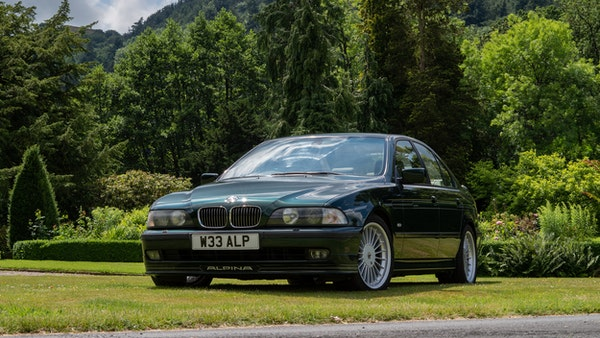 2000 BMW Alpina B10 3.3 For Sale (picture 4 of 163)