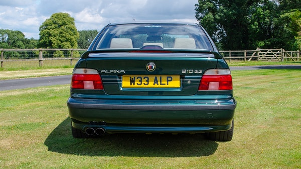 2000 BMW Alpina B10 3.3 For Sale (picture 13 of 163)