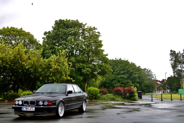 1990 BMW Alpina B12 5.0 For Sale (picture 16 of 121)