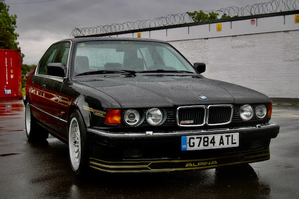 1990 BMW Alpina B12 5.0 For Sale (picture 37 of 121)