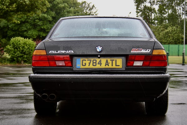 1990 BMW Alpina B12 5.0 For Sale (picture 6 of 121)