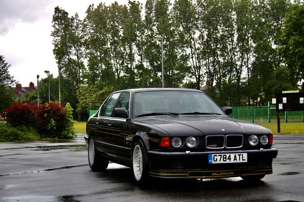 1990 BMW Alpina B12 5.0 For Sale (picture 26 of 121)