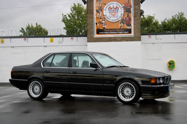 1990 BMW Alpina B12 5.0 For Sale (picture 12 of 121)