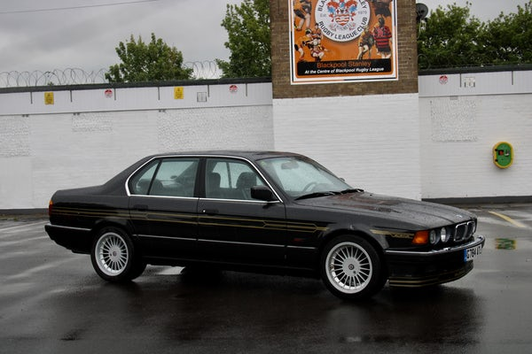1990 BMW Alpina B12 5.0 For Sale (picture 8 of 121)