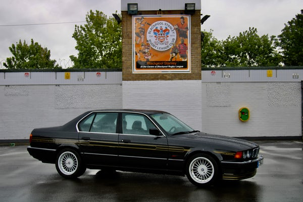 1990 BMW Alpina B12 5.0 For Sale (picture 22 of 121)