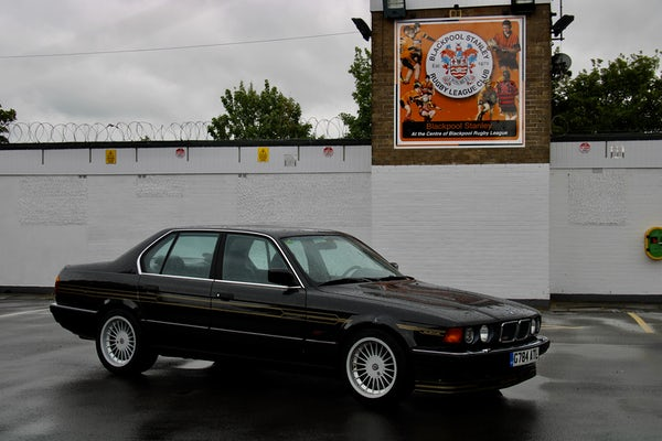 1990 BMW Alpina B12 5.0 For Sale (picture 7 of 121)