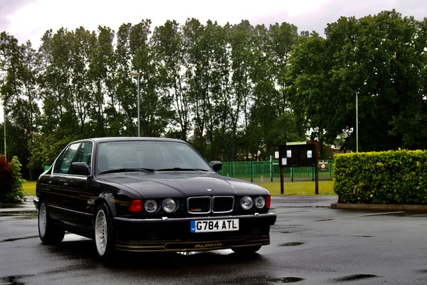 1990 BMW Alpina B12 5.0 For Sale (picture 4 of 121)