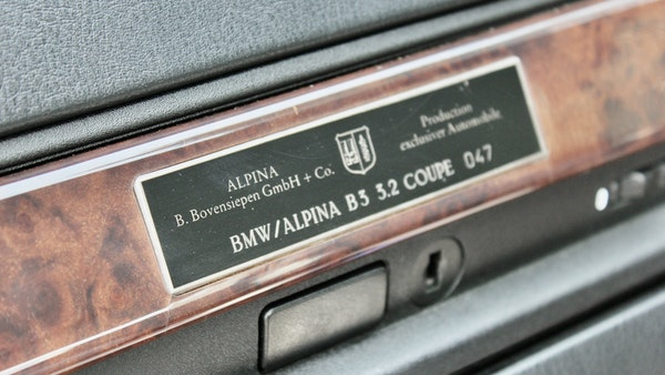 1997 BMW Alpina B3 3.2 For Sale (picture 36 of 90)