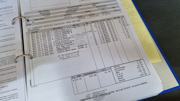 1992 BMW E34 M5 For Sale (picture 182 of 202)