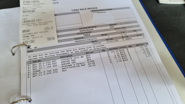 1992 BMW E34 M5 For Sale (picture 169 of 202)