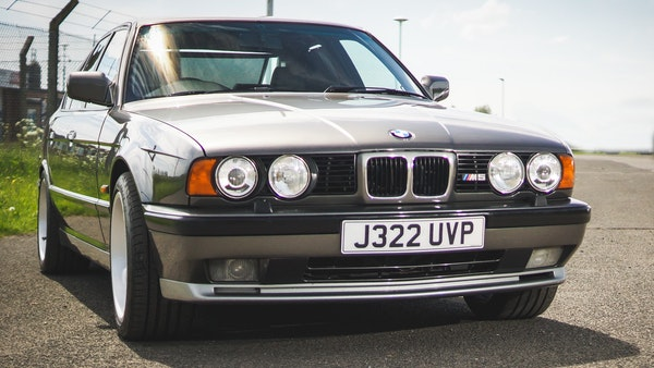 1992 BMW E34 M5 For Sale (picture 4 of 202)
