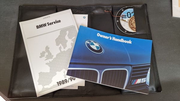 1992 BMW E34 M5 For Sale (picture 163 of 202)