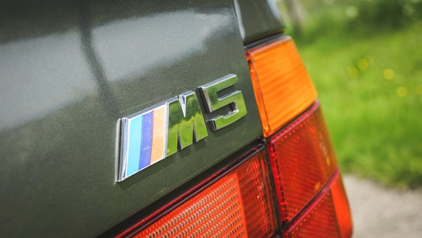 1992 BMW E34 M5 For Sale (picture 83 of 202)