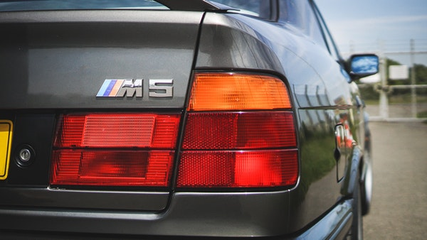 1992 BMW E34 M5 For Sale (picture 104 of 202)