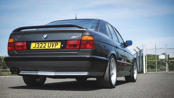 1992 BMW E34 M5 For Sale (picture 11 of 202)