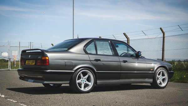 1992 BMW E34 M5 For Sale (picture 12 of 202)