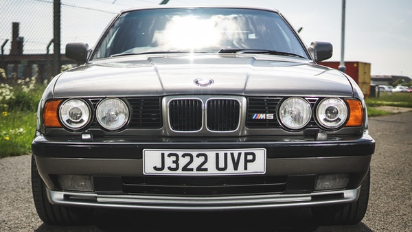 1992 BMW E34 M5 For Sale (picture 5 of 202)