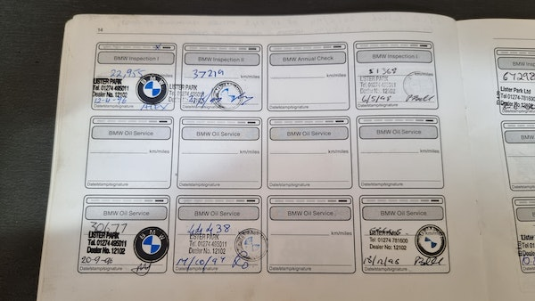 1992 BMW E34 M5 For Sale (picture 154 of 202)