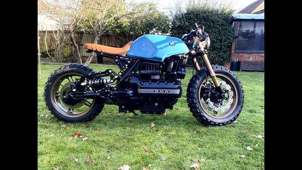 1988 BMW K100 LT For Sale (picture 4 of 12)