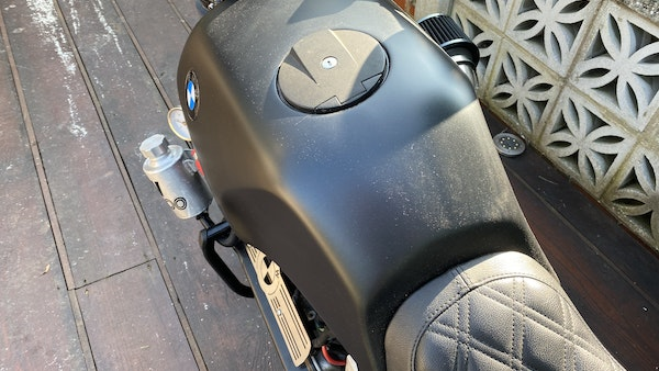 1984 BMW K100 flat-tracker For Sale (picture 26 of 57)