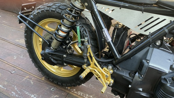 1984 BMW K100 flat-tracker For Sale (picture 48 of 57)