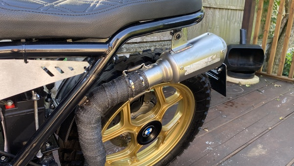 1984 BMW K100 flat-tracker For Sale (picture 19 of 57)